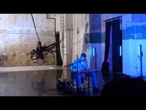 "Daniel Bachmann, Full Set ""3of3"", Live 23-09-2014 Barcelona, NunArt"