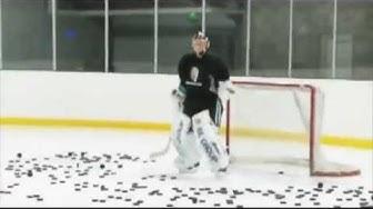 Icehockey training finnish way :)