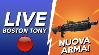 REAL VITTORY with subscribers [2] FORTNITE Tony Boston