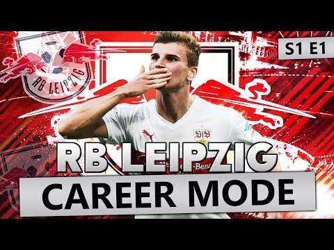 £50 MILLION TO SPEND!!! FIFA 18 CAREER MODE RB LEIPZIG #1