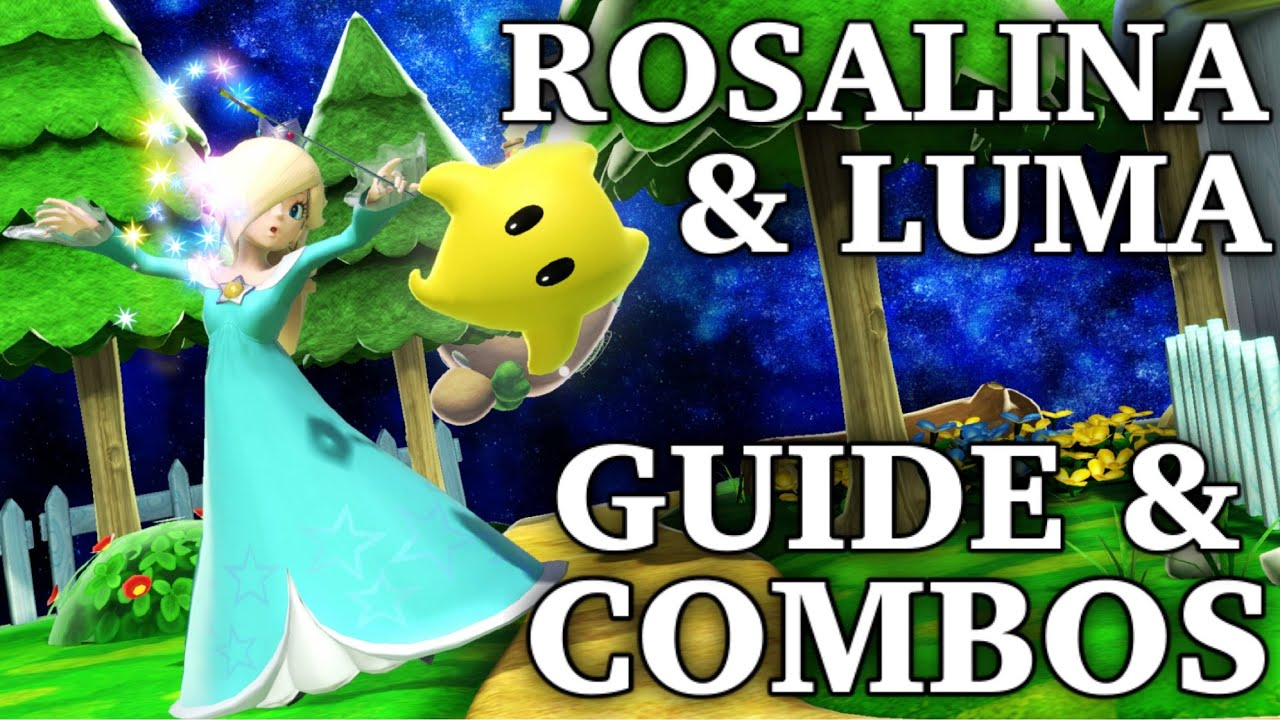 Download How To Play Rosalina and Luma In Super Smash Bros Ultimate! Guide and Combos