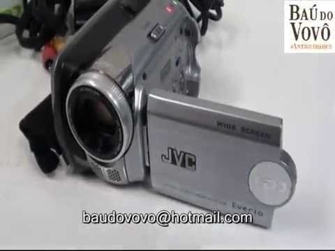filmadora jvc verio modelo gz mg27u com hd de 20 gb em perfeito rh youtube com