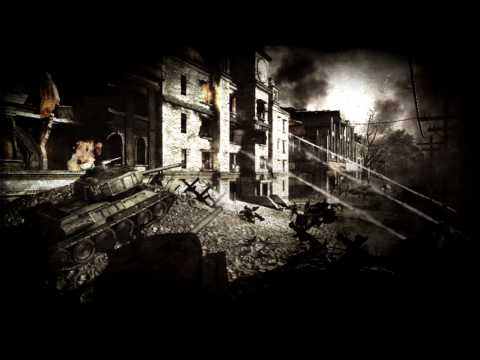 """Call Of Duty World At War OST - """"Blood And Iron & Ring Of Steel"""""""