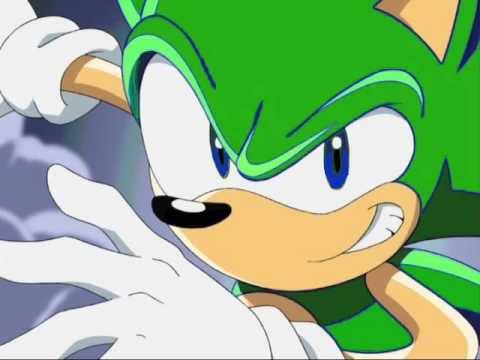 Jeft The Hedgehog,el primo hermano de Sonic en Sonic X Videos De Viajes