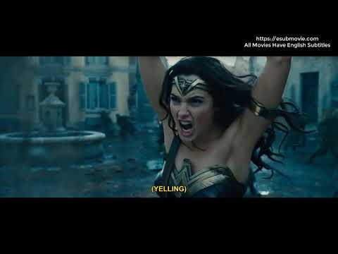 Wonder Woman (2017) Full Online Free With English Subtitles