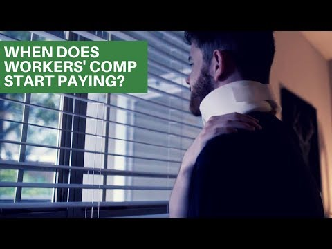 When does workers' comp start paying? | PA Workers Comp Attorneys