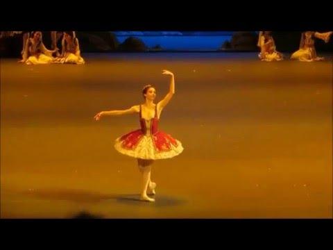 "Ekaterina Krysanova ""Le Corsaire"" - 1"
