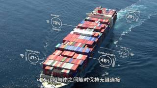 海运行业正处于快速发展变革中。请观看我们的短片,了解Inmarsat关于支...