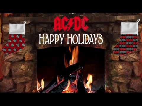 AC/DC - Mistress For Christmas - Happy Holidays music
