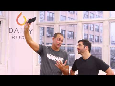 Nigel Barker Explains How to Take A Selfie