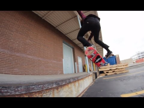 Street Skateboarding = Fun!