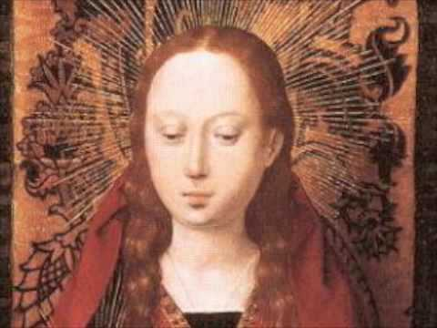 Alexander Agricola: Ave domina sancta Maria