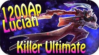 1200 AP Lucian - Culling Ultimate Kills [ger]