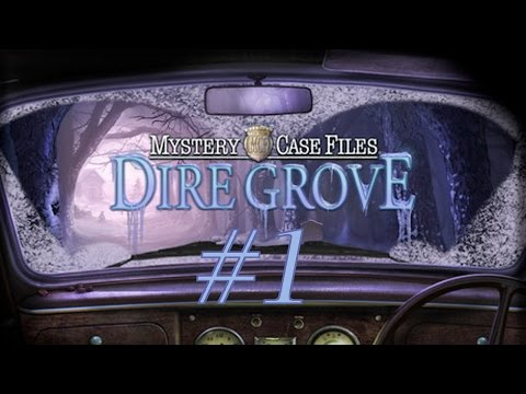 Mystery Case Files: Dire Grove Walkthrough Part 1 (re-upload)