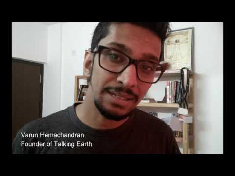 GAP Impact story | Varun Hemachandran |  Founder of Talking Earth