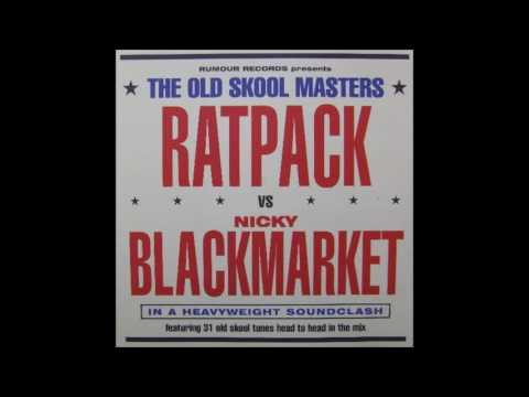 The Old Skool Masters - Ratpack vsNicky Blackmarket (1)