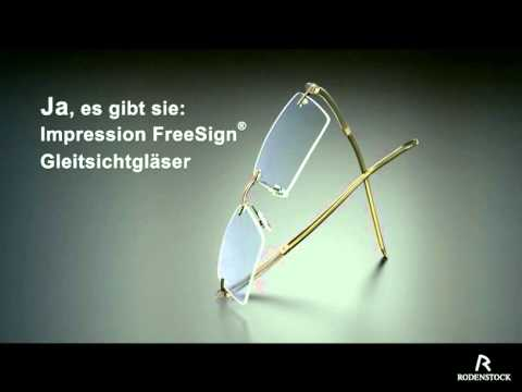 Rodenstock Impression FreeSign | FunnyCat TV