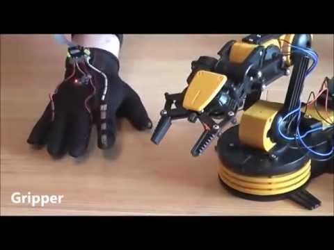 Control An Owi Robotic Arm With Arduino 3 Steps Download