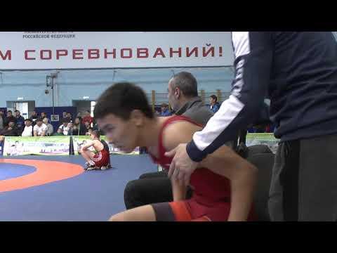 Бамбарыков Виктор (Калмыкия) - Элиев Шахбан (Краснодарский край)