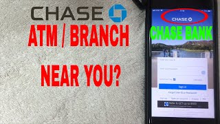 ✅  How To Find Chase Bank or ATM Near You In App 🔴