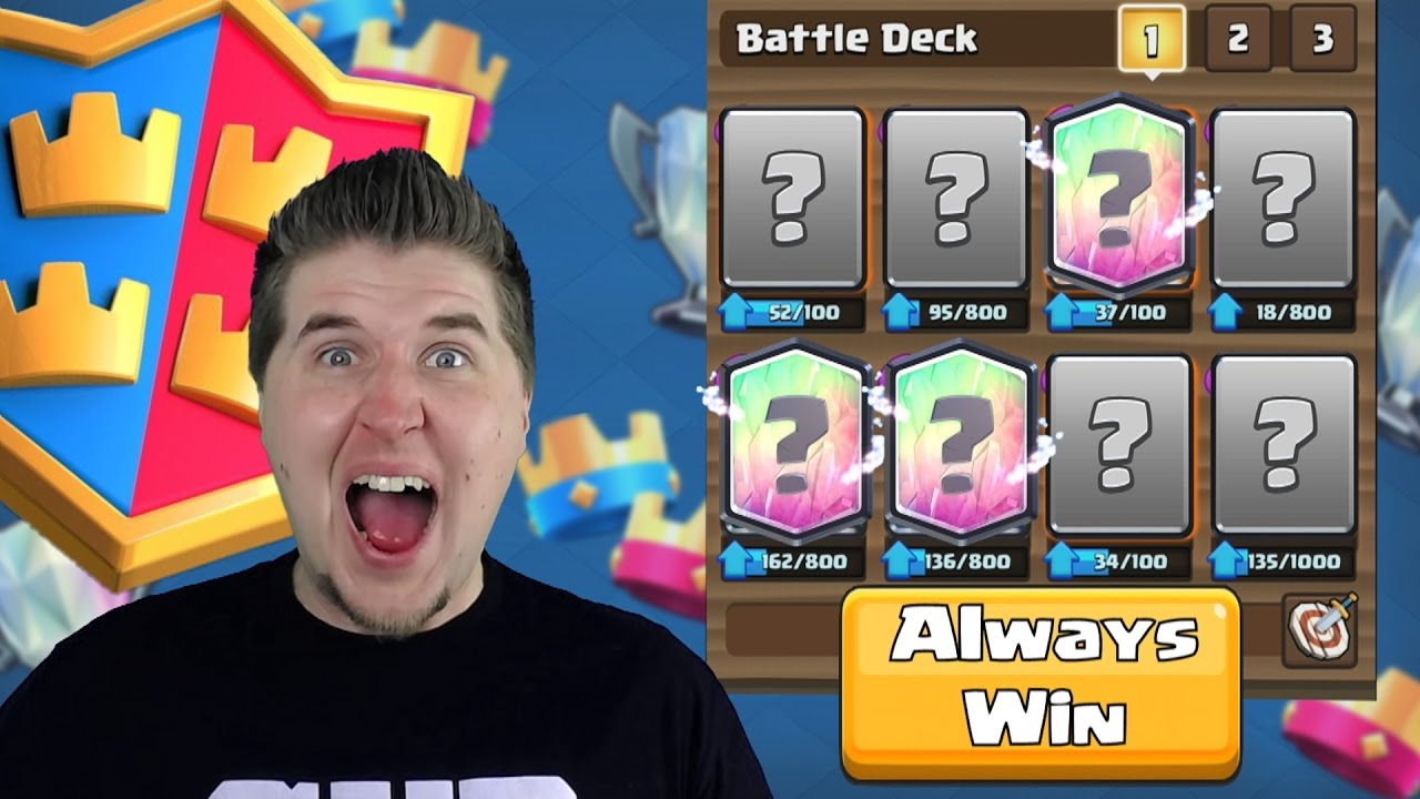 BEST 2v2 DECK EVER! 12 WINS IN A ROW! Clash Royale