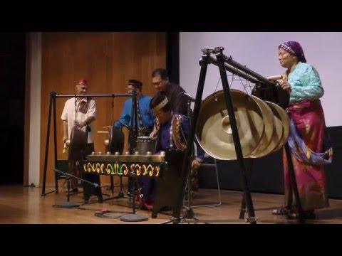 Sounds of California: Palabuniyan Kulintang Ensemble directed by Danongan Kalanduyan