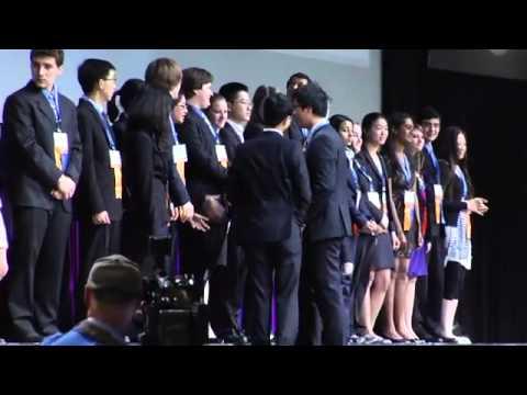 Intel ISEF 2012 Vietnam Projects  Team Vietnam Grand Award at Intel ISEF 2012