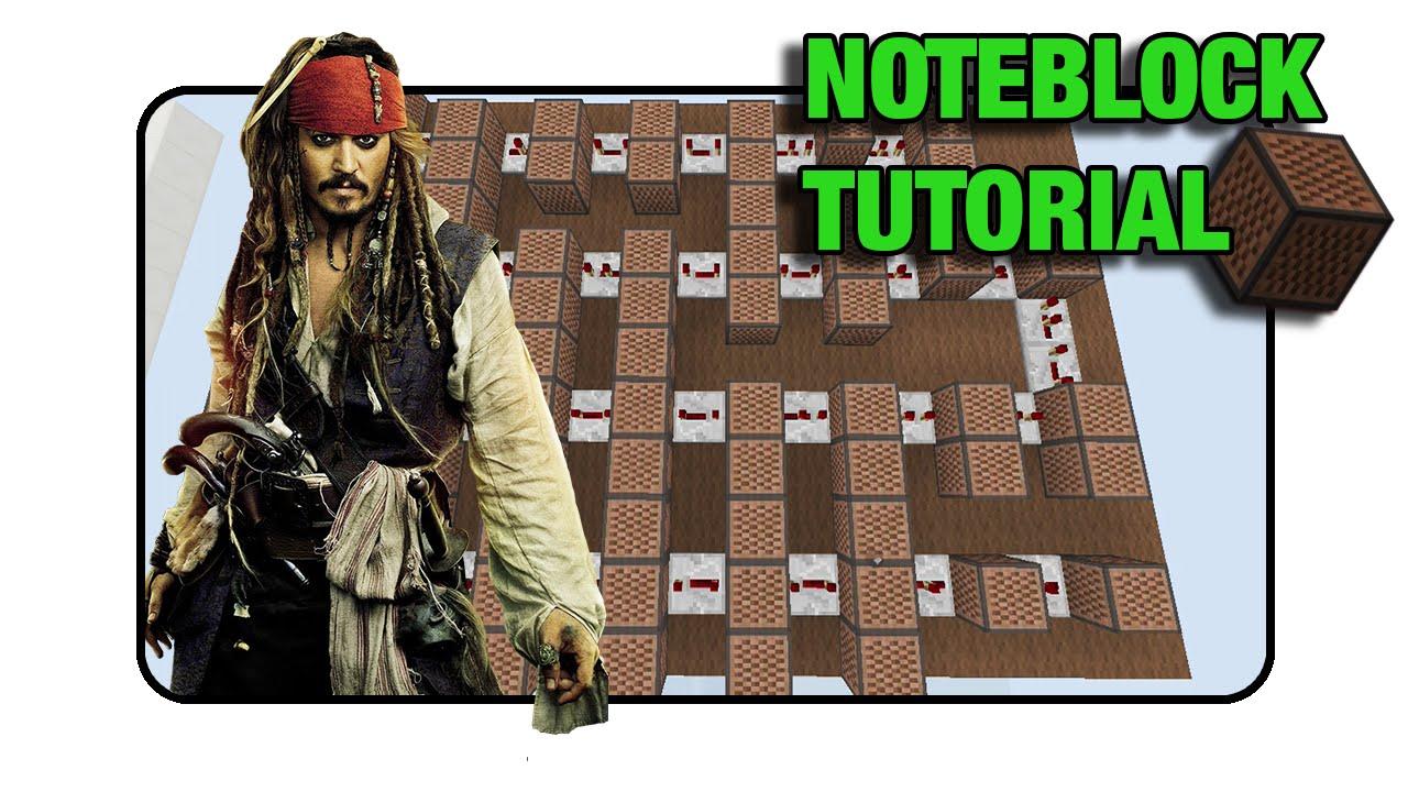 minecraft note block schematics