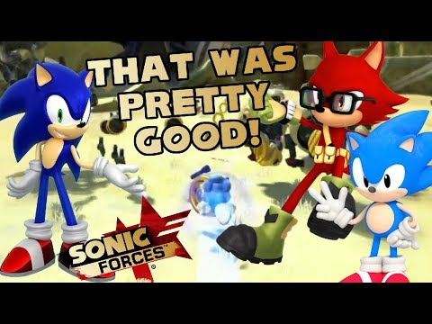 Pretty Close To Generations Sonic Forces Full Demo
