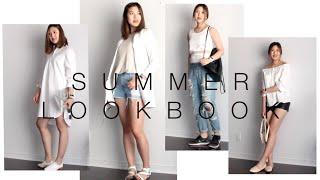 SUMMER LOOKBOOK 2015