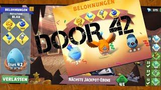 Eagle Mountain DOOR 42 - special rewards | Angry birds evolution