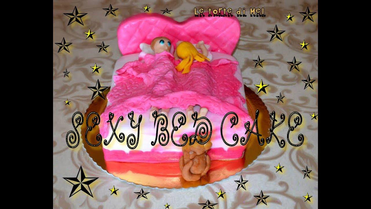 How To Make A Princess Bed Cake