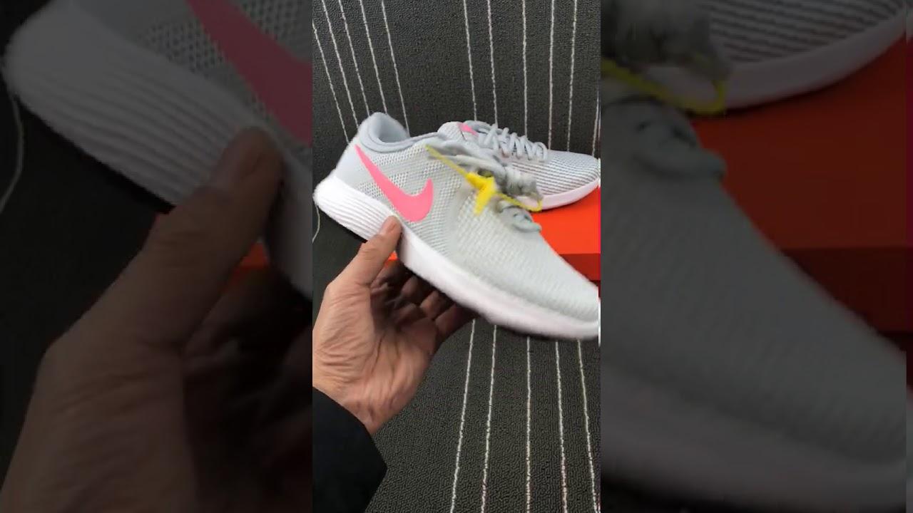 Nike Revolution 4 908999-016 36 36.5 37.5 38 38.5 39 NIKE REVOLUTION 4