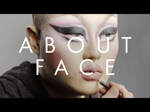 Drag Queen Kim Chi Transforms With Makeup | ELLE