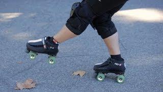 How to Do a Salchow | Roller-Skate