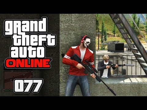 GTA ONLINE [HD+] #077 - Trees of Purzel & Pee We Pee ★ Let's Play GTA Online