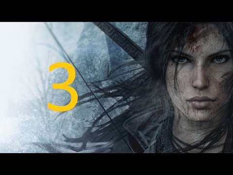 Rise of the Tomb Raider 3D SBS Audio Latino Parte 3