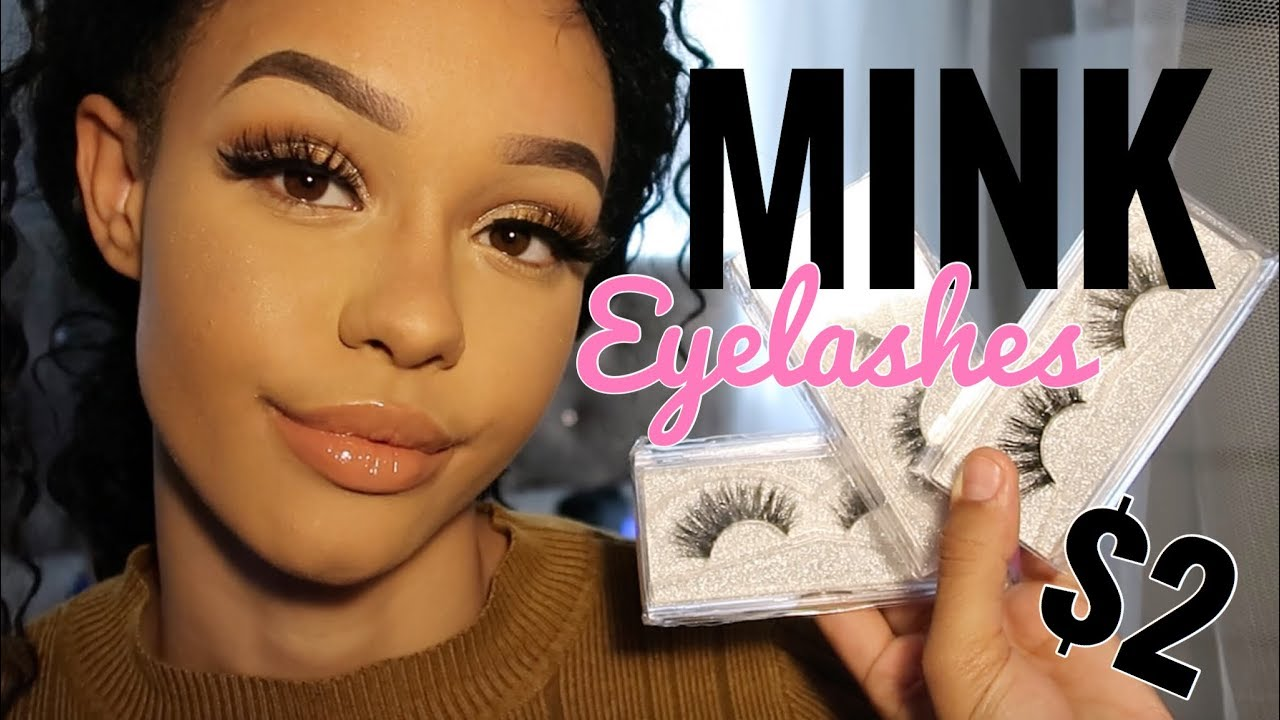2 Mink Eyelashes Exposing Eyelash Companies Youtube
