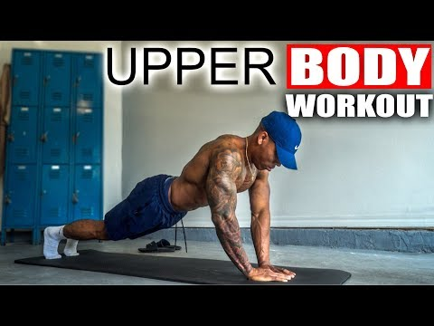 10 MINUTE UPPER BODY WORKOUT