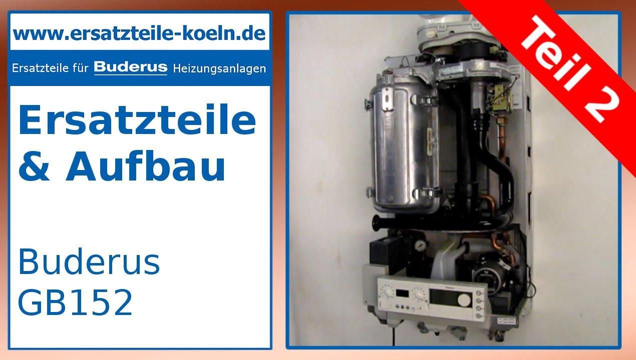 buderus gb142 fehler 3l