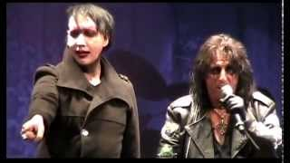 "Alice Cooper w/ Marilyn Manson ""I"
