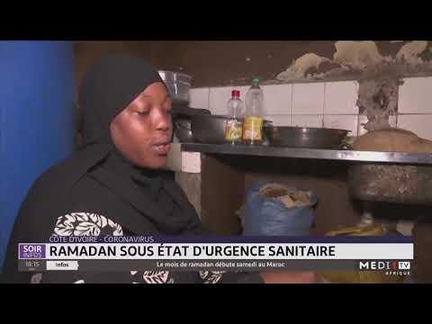Côte d´Ivoire-Coronavirus: ramadan sous état d´urgence sanitaire