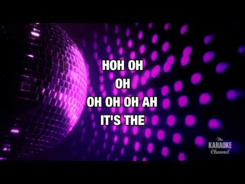 """The Pleasure Principle in the Style of """"Janet Jackson"""" with lyrics (with lead vocal)"""