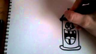 Funny pictures - how to draw