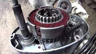 Двигатель мотоцикла Восход 3