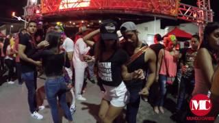 CALLE  50   Vacile del Carnaval de Barranquilla 2017