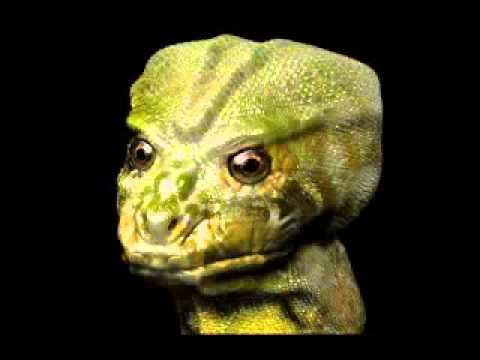 The UNKNOWN    The Reptilian Humanoid Theory with John Rhodes Part 1