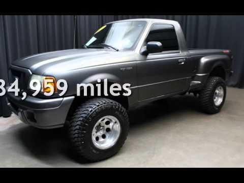 Ford ranger stepside for sale