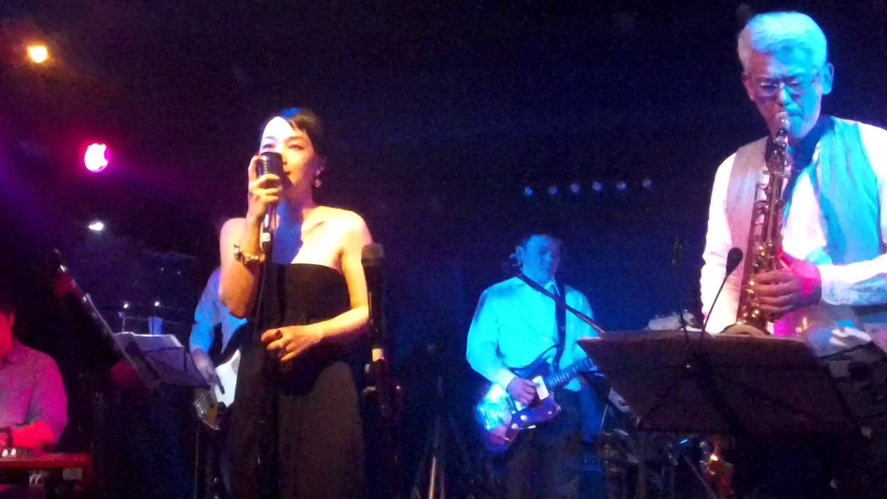「Une Chanson a la cole」Juli Band@Space With - YouTube