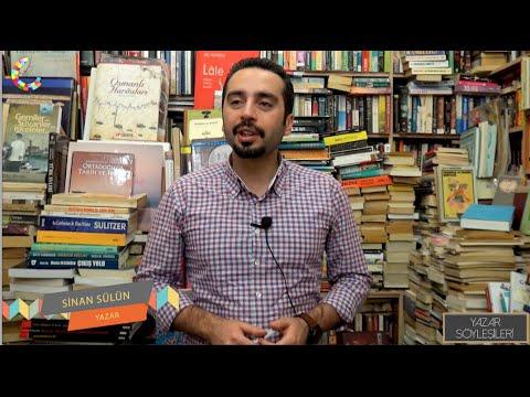 Sinan Sülün / Yazar Söyleşileri